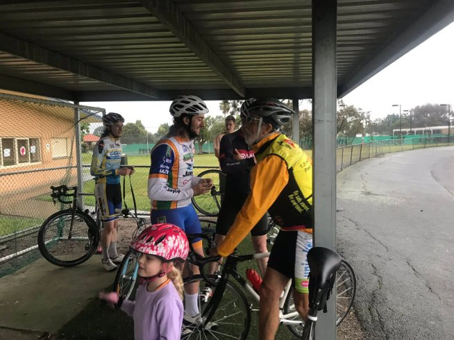 test Twitter Media - Very proud today of my young (taller:) club mates and @cccyclingclub for the huge amount of work being done, to support the Save Noble Park Velodrome campaign. https://t.co/hQK2jBHPdU