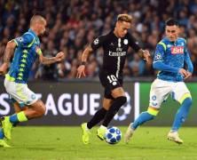 Video: Napoli vs PSG