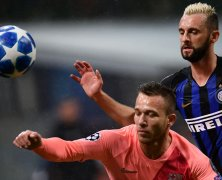 Video: Inter Milan vs Barcelona