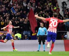 Video: Atletico Madrid vs Borussia Dortmund