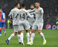 Video: CSKA Moskva vs AS Roma