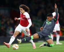 Video: Arsenal vs Sporting CP