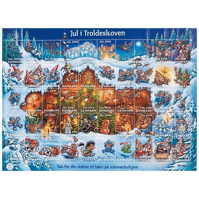 test ツイッターメディア - 【新商品】【北欧クリスマス】「クリスマスカードに貼る素敵なシールを販売し、その収益金で結核で苦しむ子供達の為の療養所を建てよう!」と1904年に始まったDanish Christmas Seals デンマーククリスマス シール。2018年は『荒野の森のクリスマス』贈り物にもおススメです。 https://t.co/N0dXLWFuEd https://t.co/G94CQLXKJZ