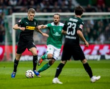 Video: Werder Bremen vs Borussia M gladbach