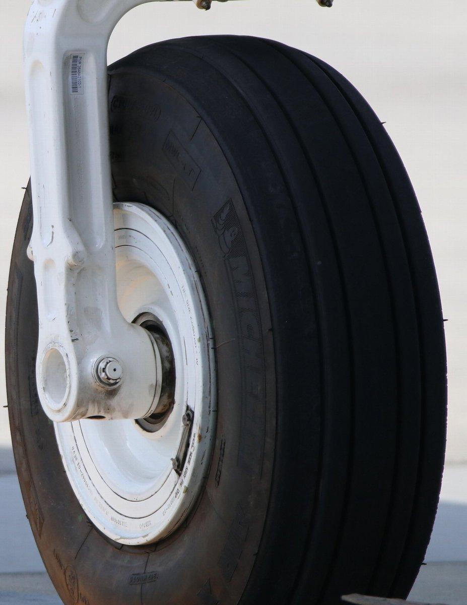 test ツイッターメディア - 岩国基地のF-35B、写真見返してたんだけど、前輪はミシュラン製で、後輪はダンロップ製かぁ・・・調達一元化してないんだなぁ。 https://t.co/WdWohRKjpd