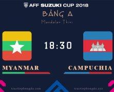Xem lại: Myanmar vs Campuchia