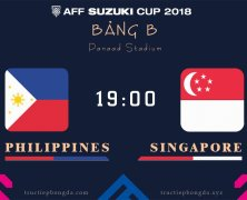 Xem lại: Philippines vs Singapore