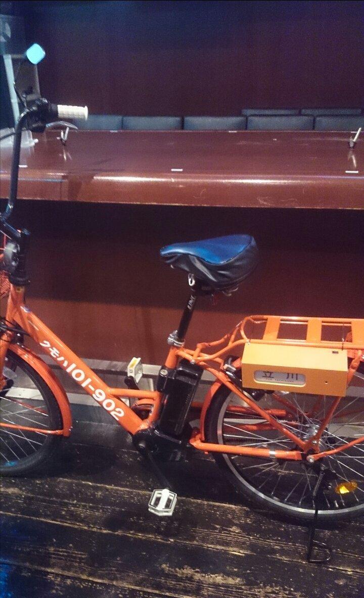 test ツイッターメディア - @yoshidahisanori こちらが吉田アナの自転車ですね、見かけたら声をかけてあげましょう。 https://t.co/vDrlxzm6QW