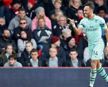 Video: AFC Bournemouth vs Arsenal
