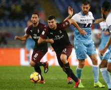Video: Lazio vs AC Milan