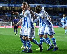 Video: Real Sociedad vs Celta de Vigo
