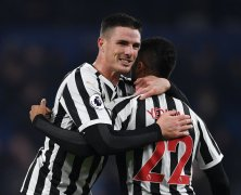 Video: Burnley vs Newcastle United