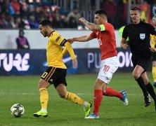 Video: Thụy Sĩ vs Bỉ