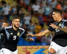 Video: Argentina vs Mexico