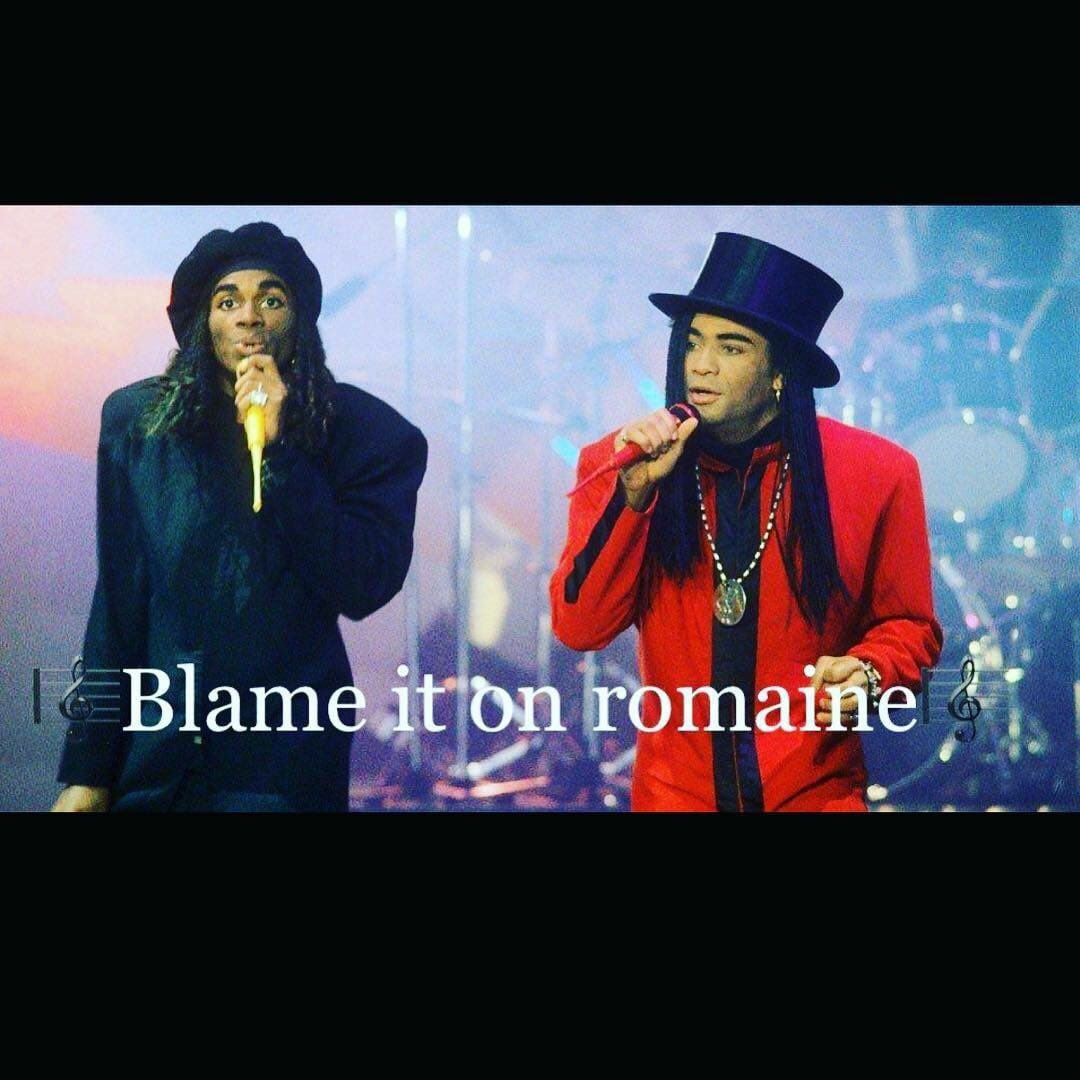 Blame it on the Romaine