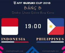 Xem lại: Indonesia vs Philippines
