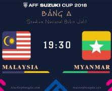 Xem lại: Malaysia vs Myanmar