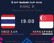 Xem lại: Thái Lan vs Singapore
