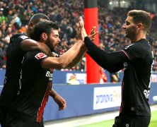 Video: Bayer Leverkusen vs Stuttgart