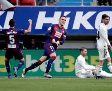 Video: Eibar vs Real Madrid