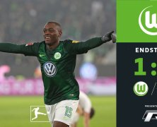 Video: Wolfsburg vs RB Leipzig