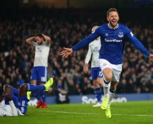 Video: Everton vs Cardiff City
