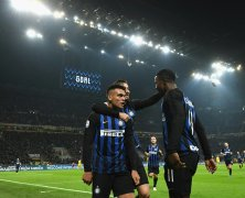 Video: Inter Milan vs Frosinone