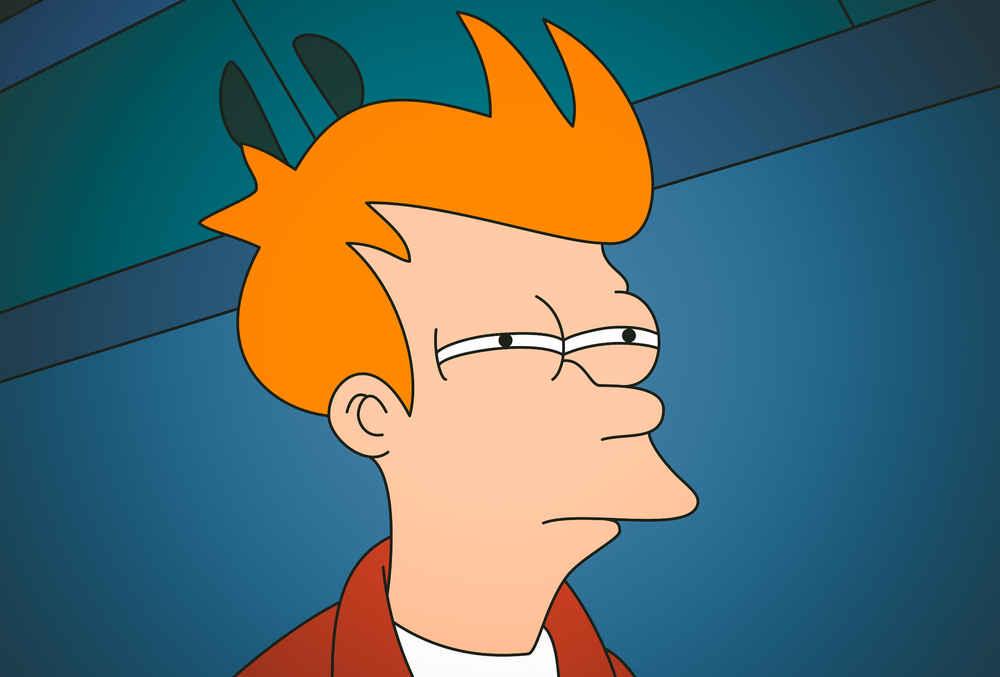personajes más divertidos de Futurama