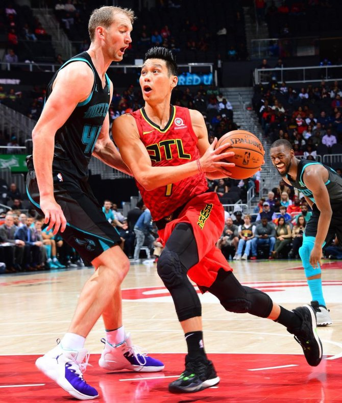 Game 21 Atlanta Hawks vs Miami Heat  ➡️Which Teams Have Trade Interest in Jeremy Lin? 🤔🔥🏀 https://t.co/L0hdFbSDOm
