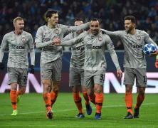 Video: Hoffenheim vs Shakhtar Donetsk