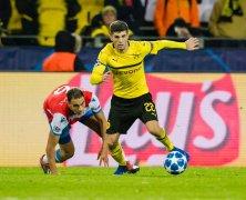 Video: Borussia Dortmund vs Club Brugge