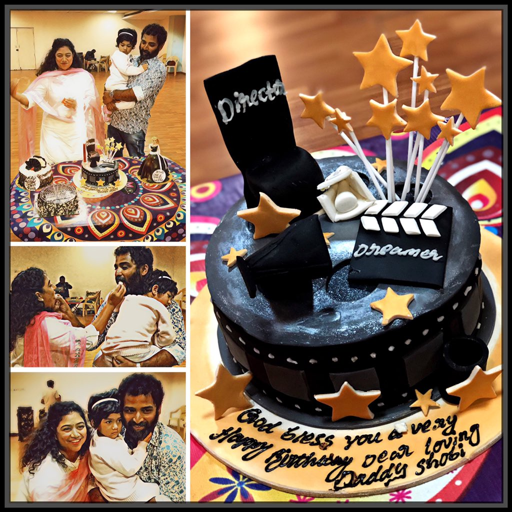 Lalitha Shobi On Twitter A Very Happy Birthday To The King Of My Heart The Man Of My Dreams The Love Of My Life Shobimaster The Day Ends Up With More Of Love And