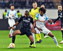Video: Eintracht Frankfurt vs Olympique Marseille