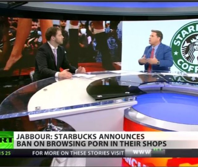 Starbucks Says No More Pornography Video Https T
