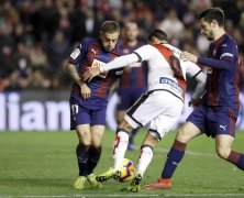 Video: Rayo Vallecano vs Eibar