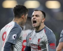 Video: Burnley vs Liverpool