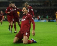 Video: Wolverhampton Wanderers vs Liverpool