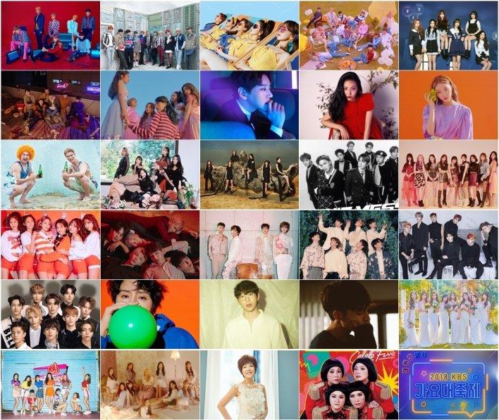 Image result for KBS Song Festival