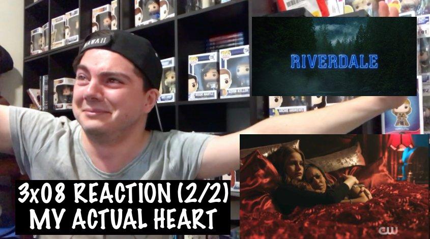 Adam Auf Twitter Riverdale 3x08 Mid Season Finale