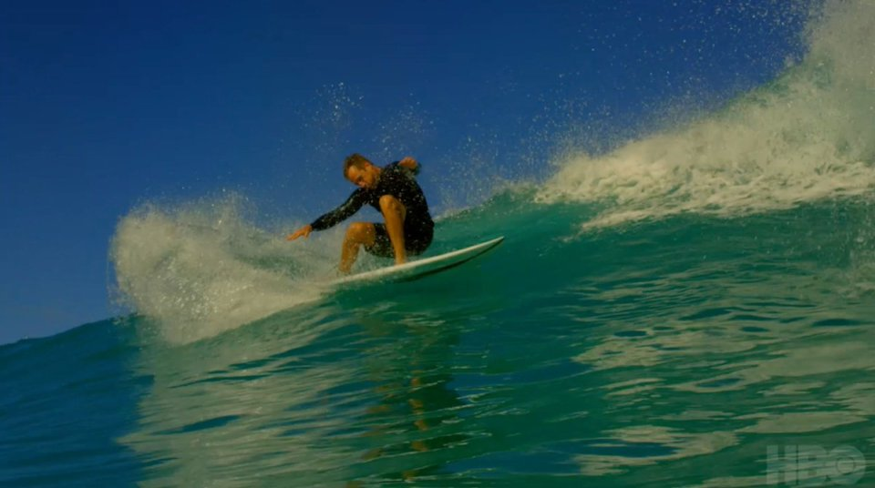 Image for the Tweet beginning: For them, surfing isn't just
