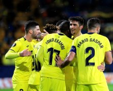 Video: Villarreal vs Spartak Moskva