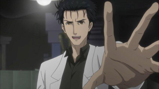 """Sirius en Twitter: """"I missed this idiot XD hououin kyouma #anime steins  gate 0… """""""
