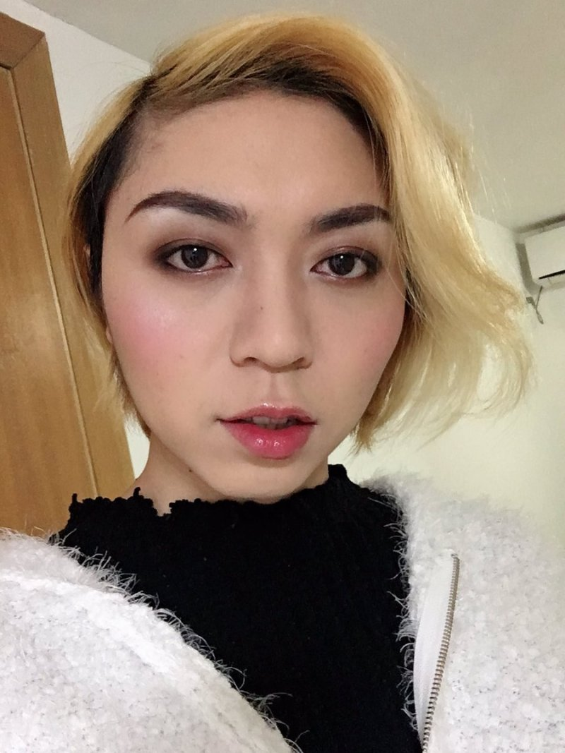Makeup For Night Femboy