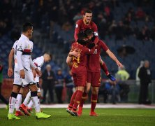 Video: AS Roma vs Genoa