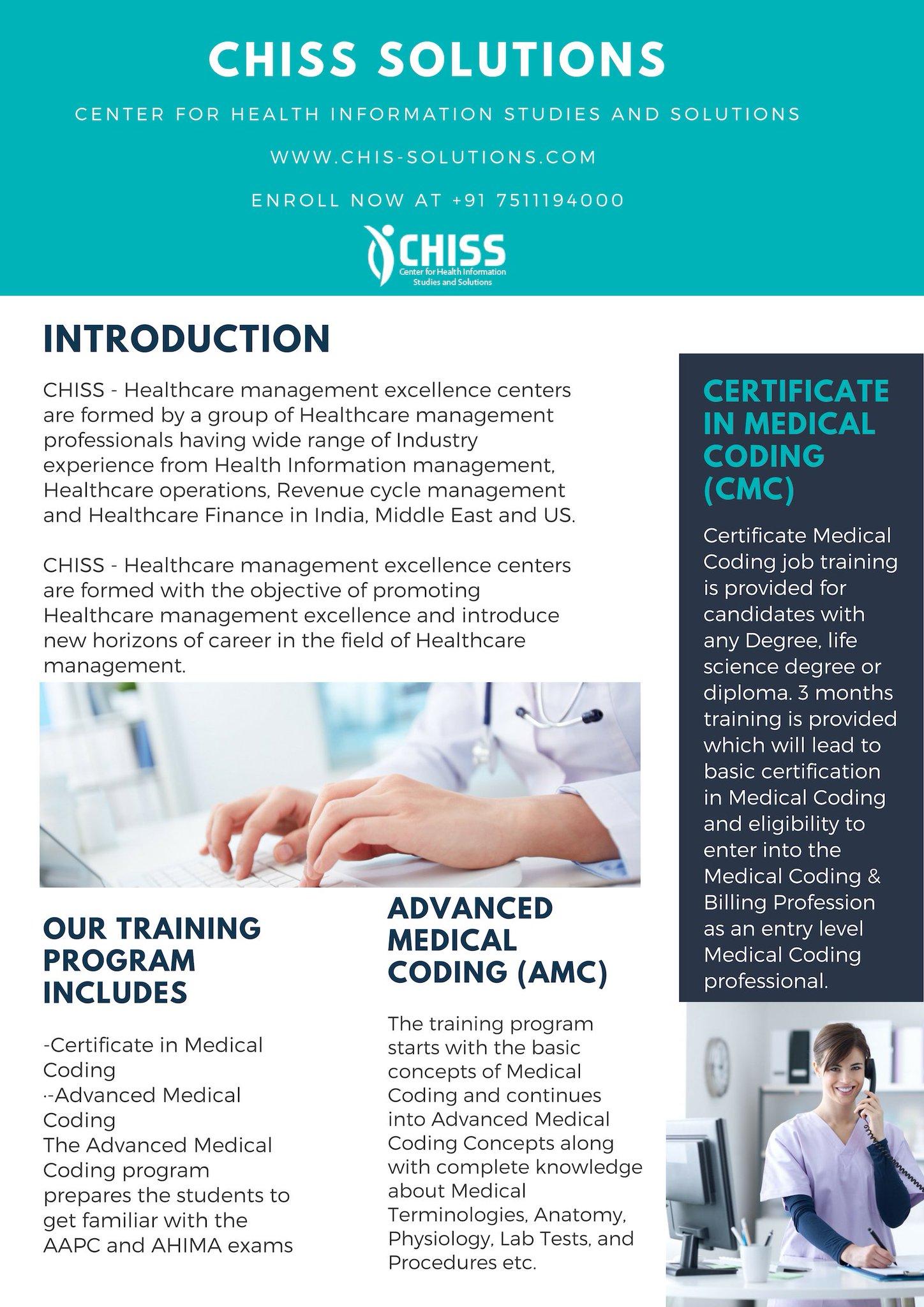 Chiss Center For Health Infomation Studies On Twitter