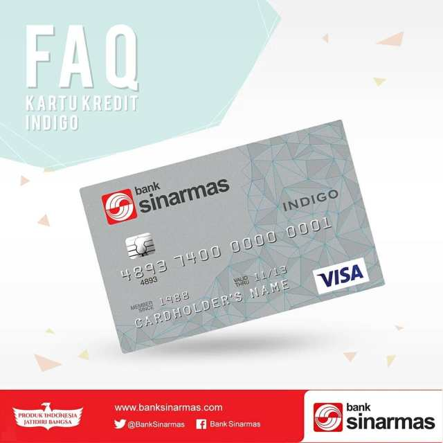Image result for Kartu Kredit  Bank Sinarmas
