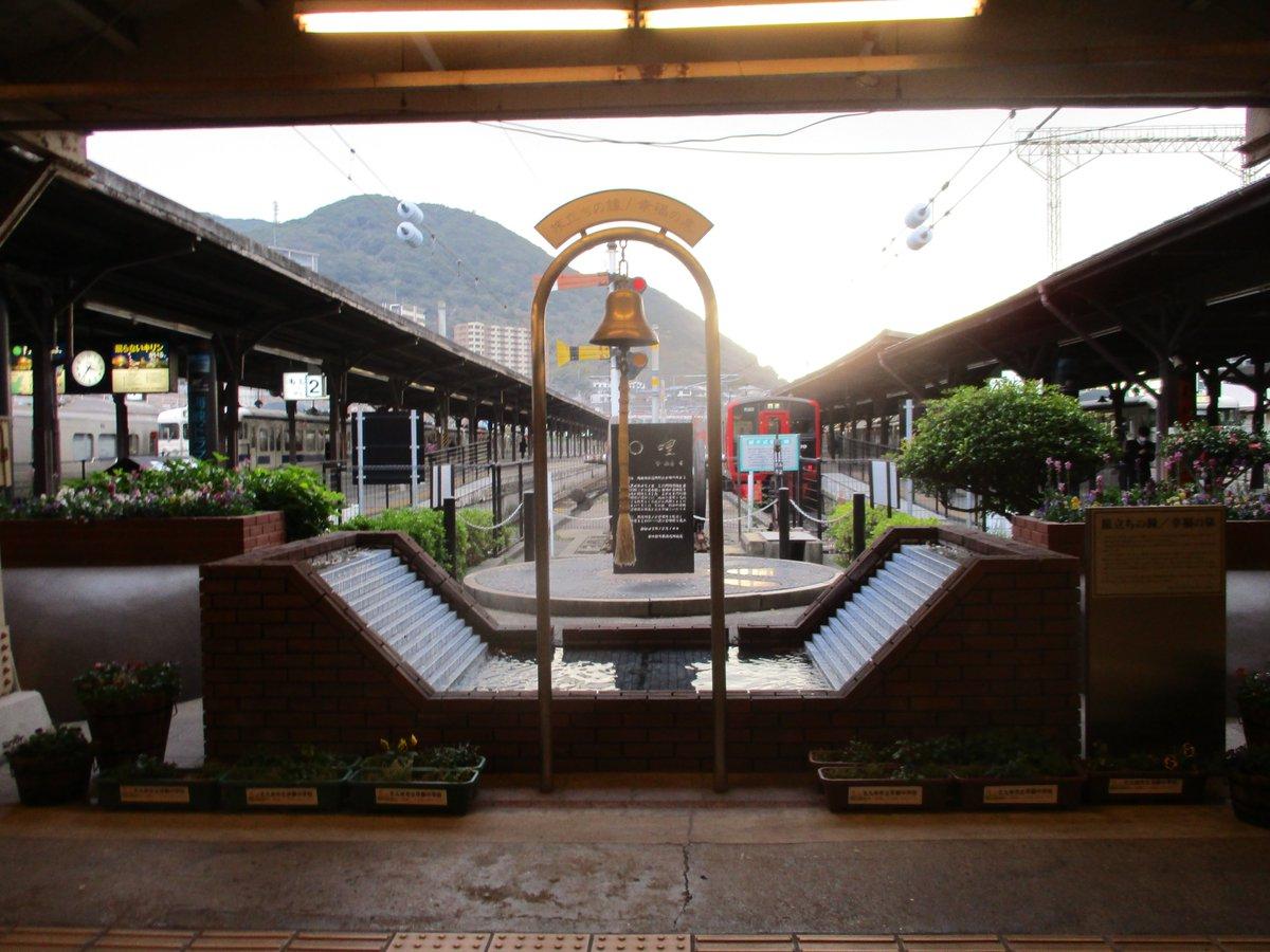 test ツイッターメディア - 門司港駅 #門司港 #鹿児島本線 #JR #JR九州 #電車 https://t.co/lJRxS2gaFT