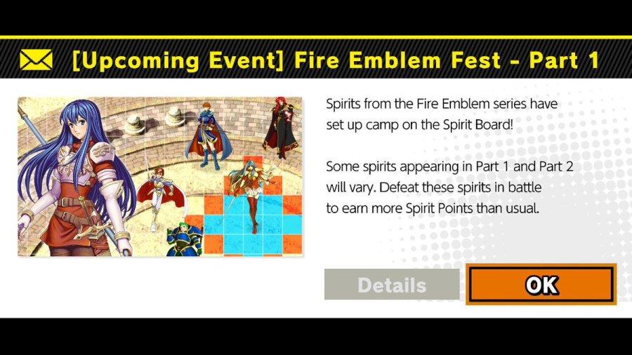 Super Smash Bros. Ultimate Fire Emblem Fest – Part 1