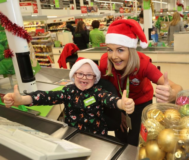 Asda On Twitter Little Matthew Helps His Mum Hayley With The Shopping At Our Strabane Store Every Week So When He Told Colleagues At The Store Hed Love