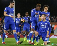 Video: Everton vs Leicester City
